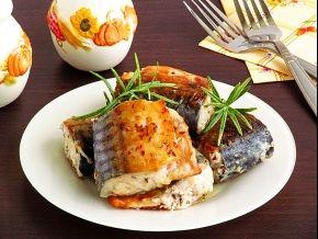 Блюда из скумбрии — 31 рецепт с фото. Как приготовить скумбрию?