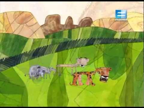 ▶ El grillo y el tigre - cuento popular argentino - YouTube