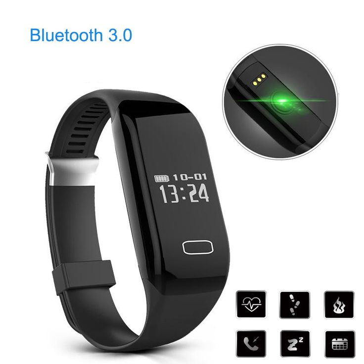 Smartband Wasserdichte Intelligente Band Armband Fitness Tracker Armbänder Touch Tragbare Cicret Smartwatch Bluetooth 4,0 Ios/android //Price: $US $35.00 & FREE Shipping //     #clknetwork