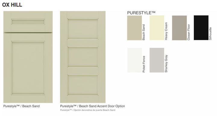 Martha Stewart Cabinets Door Style We Like With Shaker