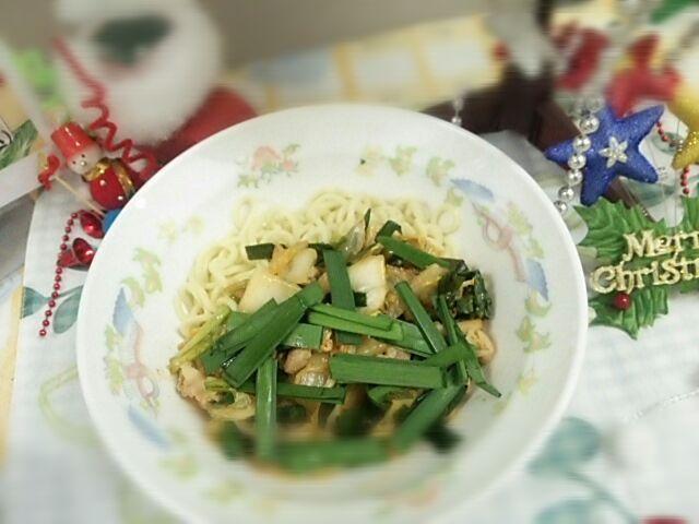 野菜を食べるラーメンフェア2週目です - 32件のもぐもぐ - 豚キムチ風チゲラーメン by Yoshitsugu  Tsuchiya