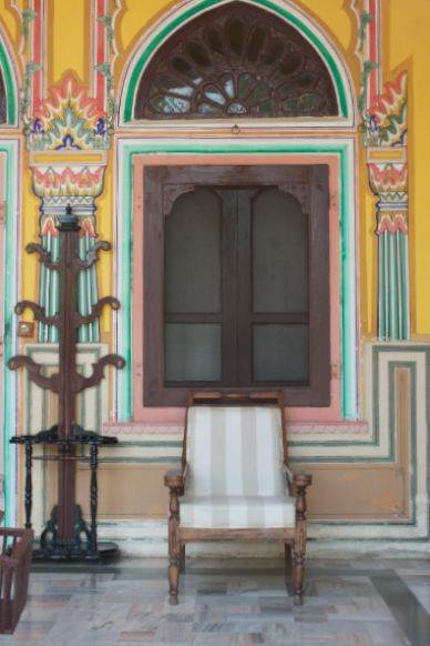 British Colonial Design Decor In India