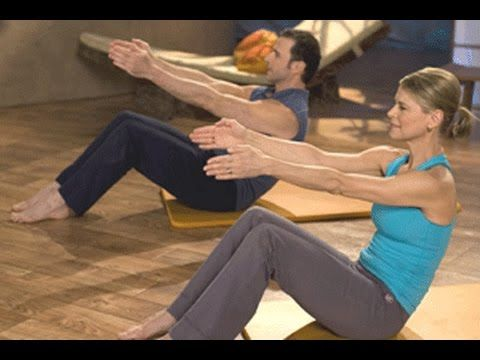 Pilates plus - Seance complete - YouTube