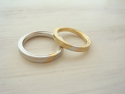 ZORRO Order Collection - Marriage Rings - 107-3