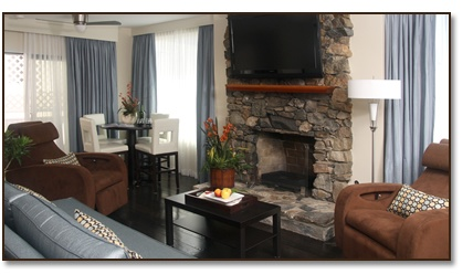 The Aurora Hotel on Catalina island is great for a quick weekend getaway. http://www.auroracatalina.com/hotel-rooms.htm