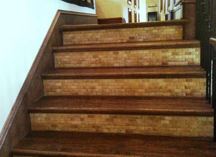 Pin by Mountain Laurel Handrails on Stairs  Tile stairs