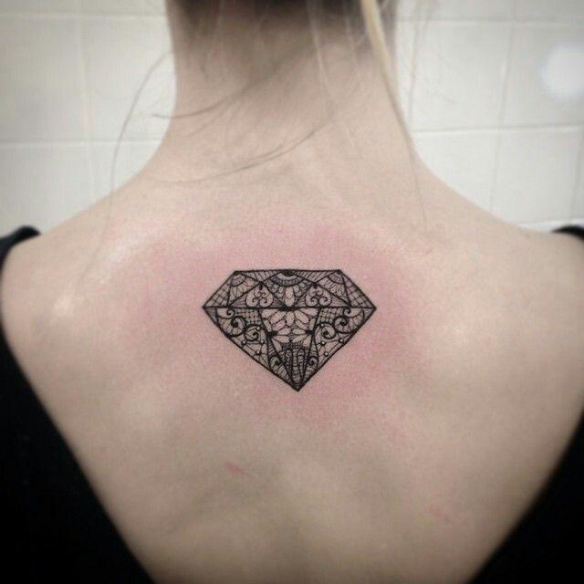 Diamante estilizado