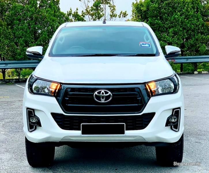 Used Toyota Hilux 2018 For Sale Rm29 500 In Kajang Selangor Malaysia Toyota Hilux Revo 2 4 G A 4wd Auto Fullspec Double In 2020 Toyota Hilux Toyota Used Toyota