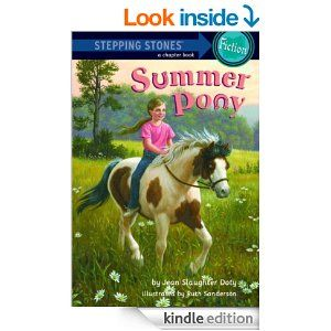 Amazon.com: Summer Pony (A Stepping Stone Book(TM)) eBook: Jean Slaughter Doty, Ruth Sanderson: Books