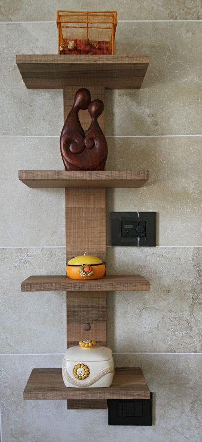Oltre 25 fantastiche idee su mensole da bagno su pinterest arredo bagno di servizio piccole - Mensole x bagno ...