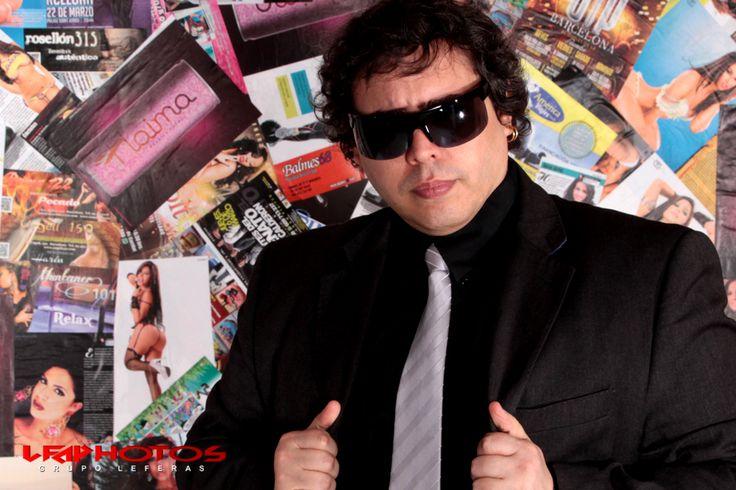 León Fernández™ Shock Magazine® Nº 100