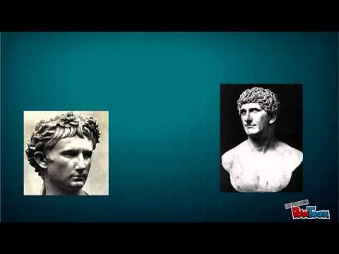 THE HISTORY OF THE SECOND TRIUMVIRATE - YouTube