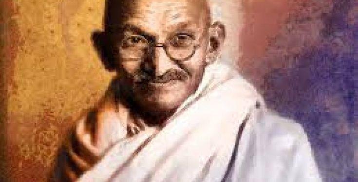 Mensagem de Mahatma Gandhi - Quais são os fatores que destroem os seres humanos - Mahatma Gandhi