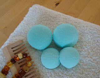 CreAnnanda: Tutorial: Bombe da bagno frizzoline
