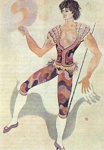 рисунки Юрия Богатырёва