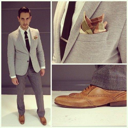 Grey #Suit