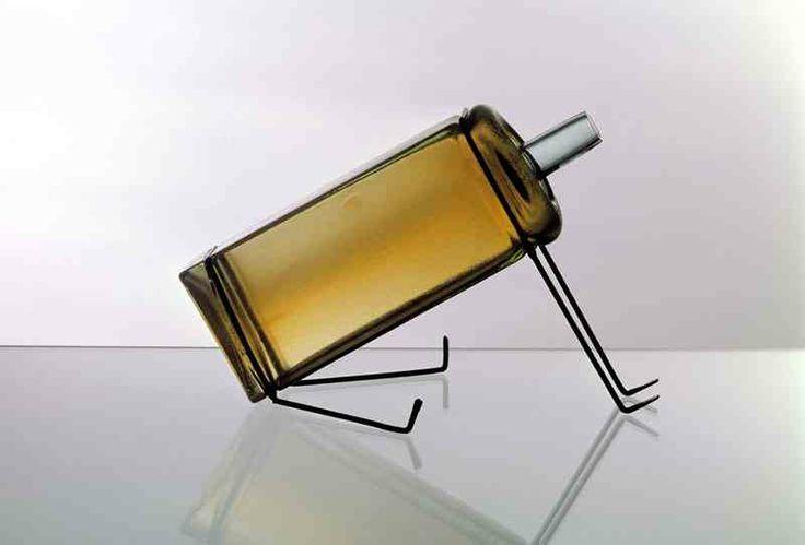 Arte de vidrio de Markku Salo.