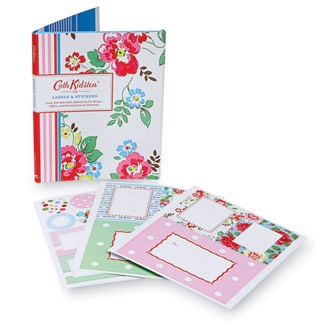 Book of Labels and Stickers filled with more than 100 multipurpose stickers and labels, this petite package provides dozens of ways to add touches of elegance around the home, office, and anywhere between.