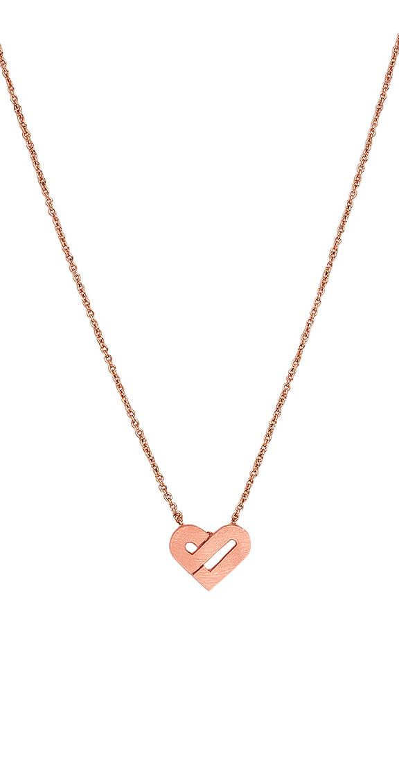 We Heart You Necklace Available in 3 colours