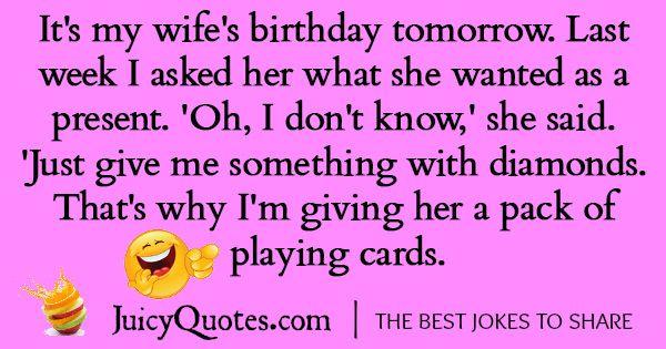 Funny Birthday Joke - 3