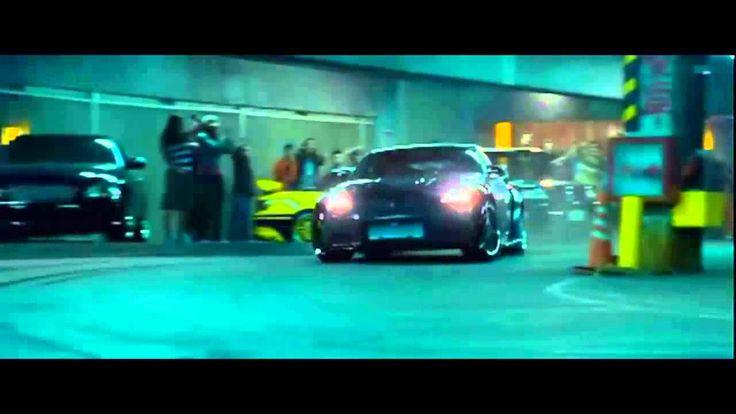 http://www.strictlyforeign.biz/default.asp Tokyo Drift: Nissan Silvia S15 vs Nissan 350z (Garage Scene)