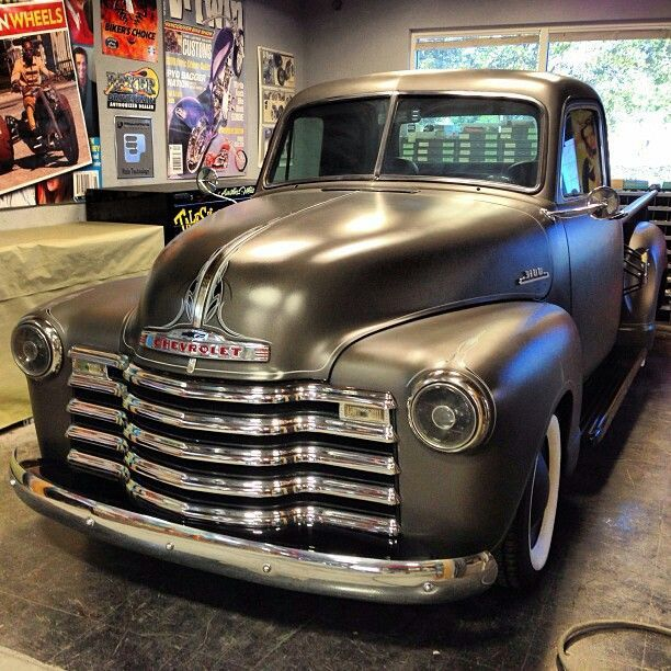 1000 Images About 1951 To 1959 Carz On Pinterest: 1000+ Images About 49-53 Chevy Truck On Pinterest