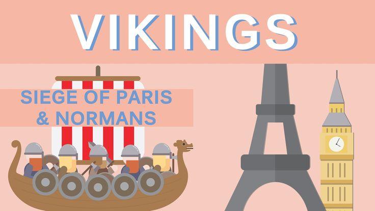 VIKINGS - SIEGE OF PARIS & NORMANS
