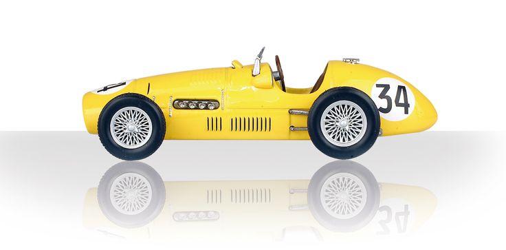 500 F2 di Charles De Tornaco #ferrari #edicola #collezione #F1