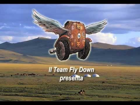 Team fly down are really getting into the spirit and we can't wait to see them out there on the road. Follow their epic journey.