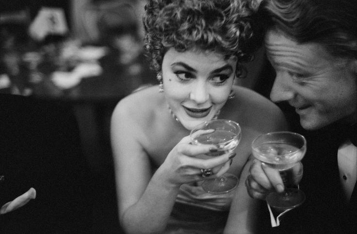 1951. Метрополитен-опера, Нью-Йорк Гарри Виногранд