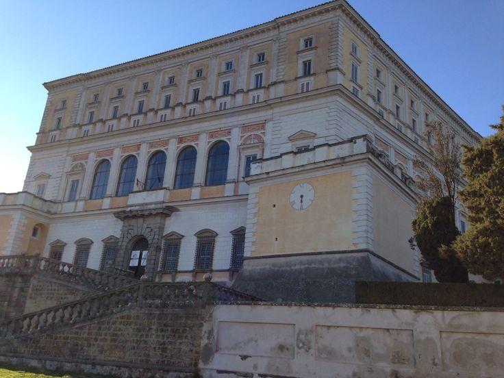 palazzo Farnese#Caprarola