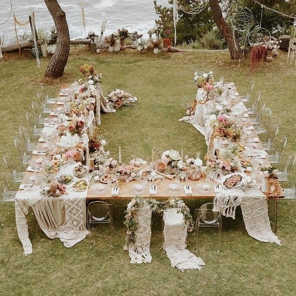 22 Wedding Table Setting Ideas for Every Season (With images ...