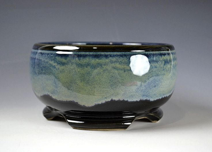 Iker Bonsai Pots - Bonsai Pot, Semi Cascade, ...