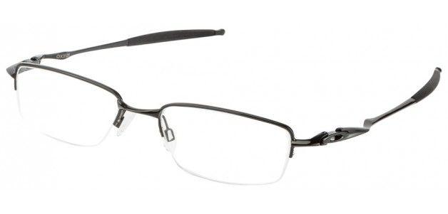OakleyOX3129-02 Size:51 Black Eyeglasses