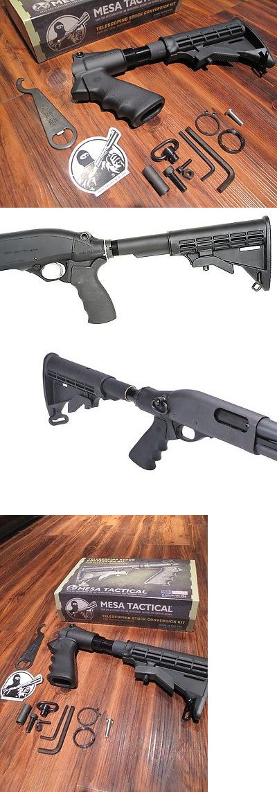Other Hunting 383: Mesa Tactical Stock Hydraulic Recoil Reduction Pardner Pump Pistol Grip 6 Pos BUY IT NOW ONLY: $253.0