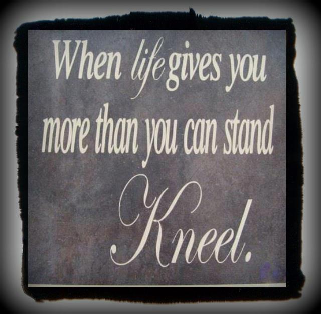 Prayer is a wonderful thing.