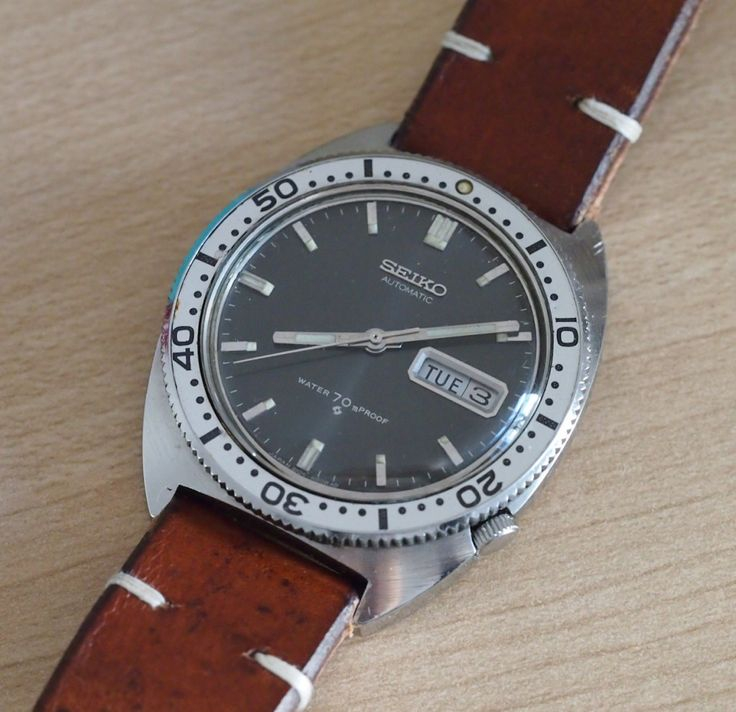 #TBT The Vintage Seiko Sport Divers