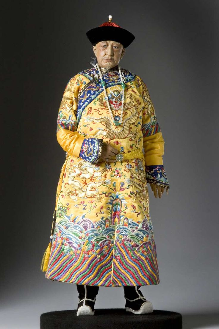 "Ch'ien-lung Emperor - Called the ""Louis XIV of China"", he was Considered the Greatest of the Ch'ing Emperors"