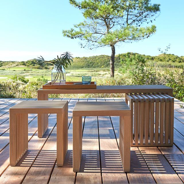 990 best images about garden furniture on pinterest teak wooden benches and patio. Black Bedroom Furniture Sets. Home Design Ideas