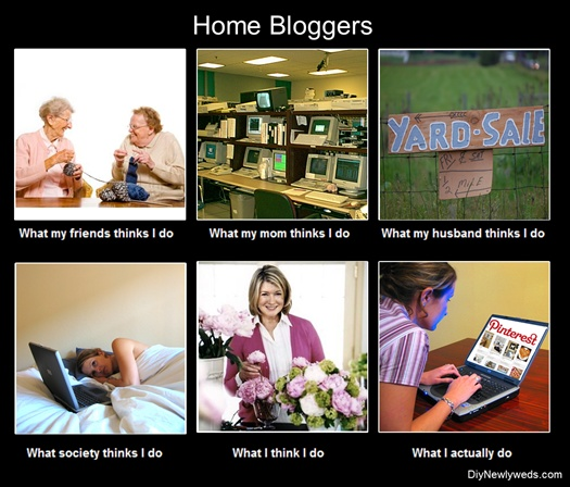 What Home Bloggers Actually Do