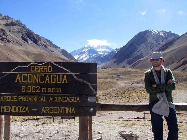 Aconcagua, Argentina - Photo from Milos Mitrovic (Milos-M), Barcelona, Catalonia, Spain - WAYN.COM