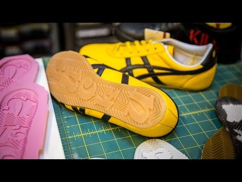 "How To Make Yourself A Pair Of Kill Bill's ""F*CK U"" Shoes [Video] - Are you a big fan of Quentin Tarantino's two-part martial arts action film Kill Bill? Well, then you would want to check out this video!"