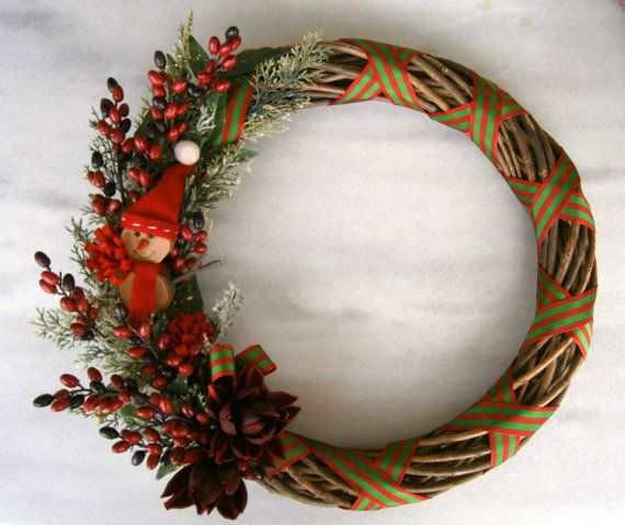 Christmas Wreath Decor Christmas Decoration Modern
