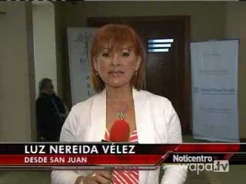 """Cobertura por WAPA TV de la mesa redonda con los medios que se celebró el miécoles 13 de junio de 2012, conjunamente a la Asociación de Médicos Tratantes de VIH de Puerto Rico y el Departamento de Salud.    """"Hazlo bien... hazlo por ti""""     DIA NACIONAL DE HACERSE LA PRUEBA DE VIH: Miércoles, 27 de junio de 2012    Para más información llama al 787 673 8212    www.facebook.com/HazloBien"""