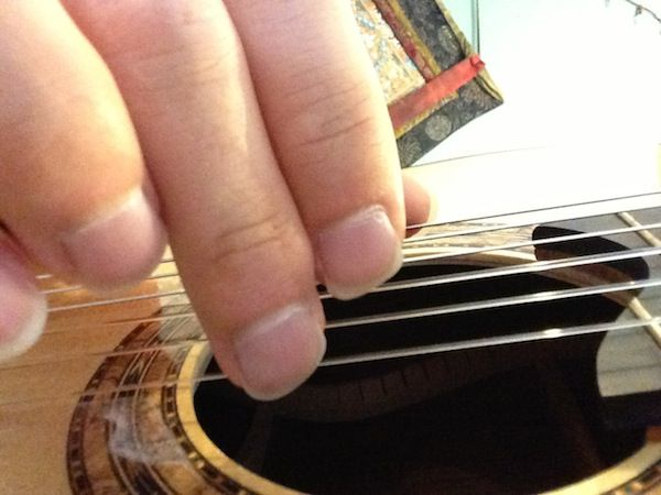 By popular demand: a post on filing your nails for classical guitar. To be honest, I hate teaching this topic because no one files their nails in the same way. However, this might be of interest an...