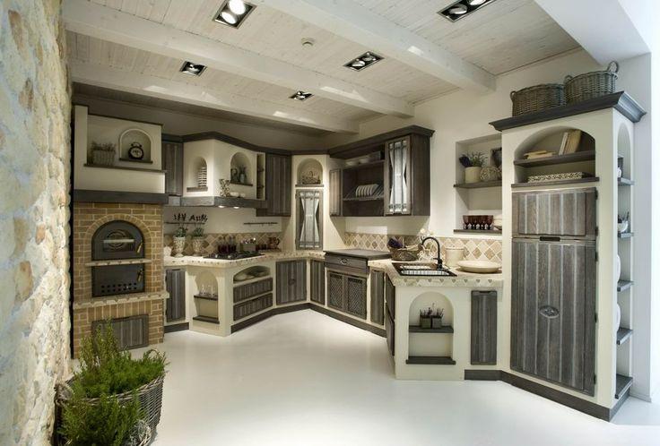 Nádherná kuchyně v italském venkovském stylu od společnosti Lube, kompletní nabídku této značky si můžete prohlédnout zde: http://www.saloncardinal.com/galerie-lube-01b
