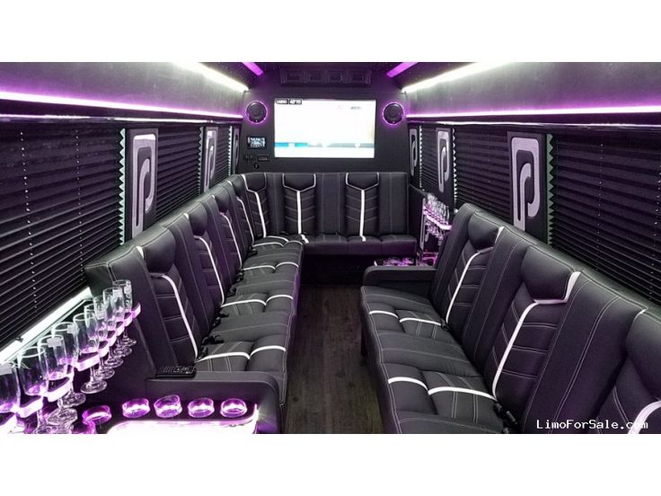 New 2016 Mercedes-Benz Sprinter Van Limo American Limousine Sales - Los angeles, California - $124,995