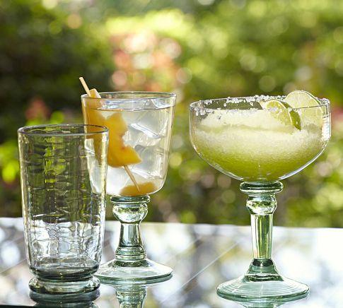 Vallarta Outdoor Drinkware, Set of 6