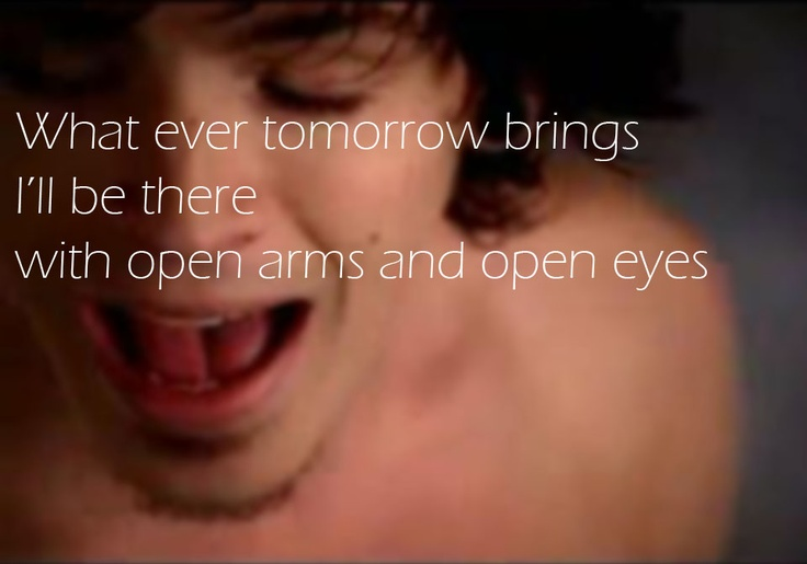 Incubus - Drive - words to live by