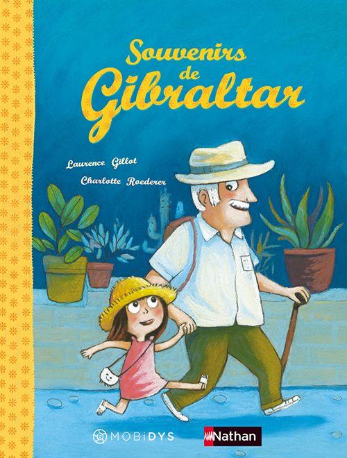Gibraltar: livre adapté aux enfants dyslexiques